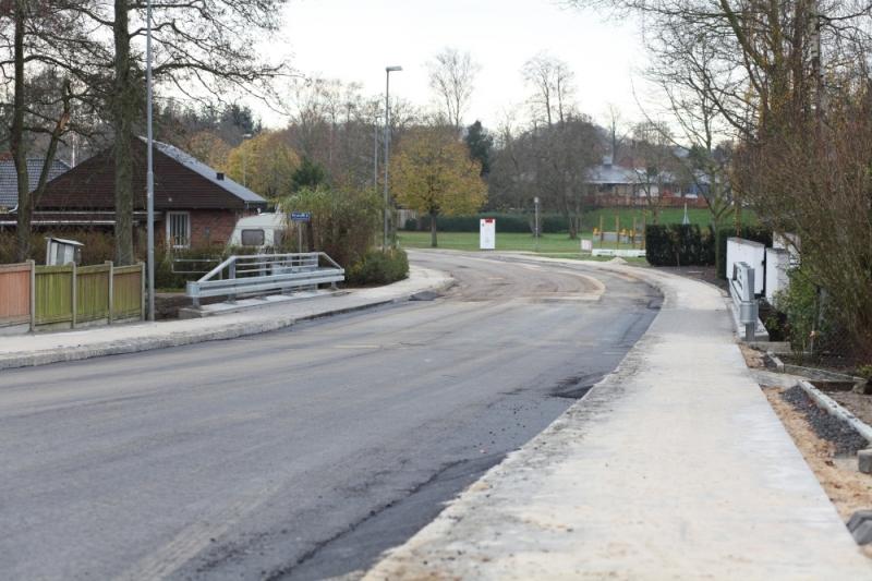 Bro ved Hyvildvej i Brande