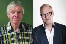 Henrik Kraglund og Simon Skipper Vanggaard